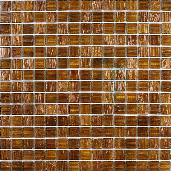 Gold Leaf G2508 Golden Amber by Giorbello | Mosaics