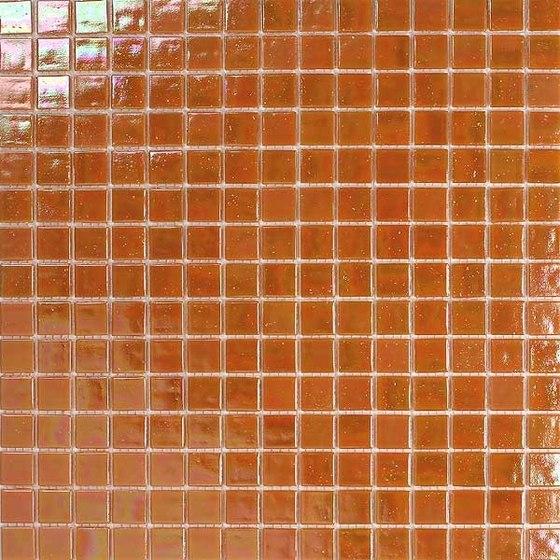Atlantis G2318 Orange Marmalade by Giorbello | Glass mosaics
