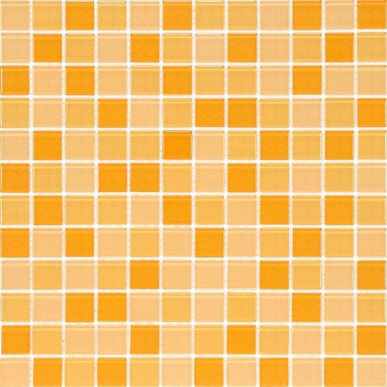 Cristezza Mosaic Select G5710 Tangerine di Giorbello | Mosaici in vetro