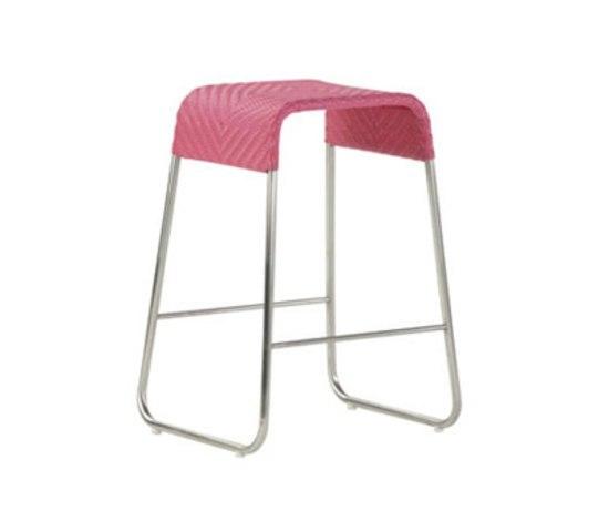 Air chairs Sgabello di Expormim | Sgabelli bar da giardino