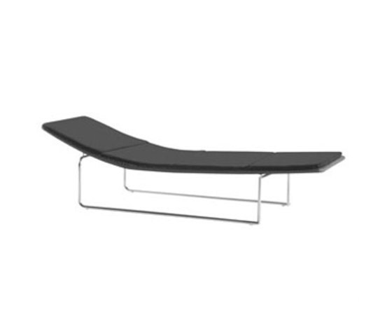 Chicago Lounge chair by Expormim | Sun loungers