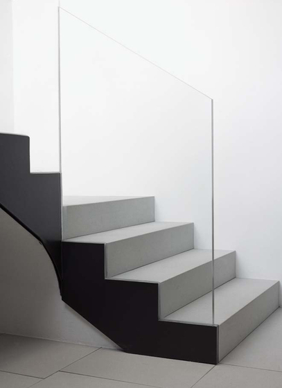 fibreStair by Rieder | Concrete stairs