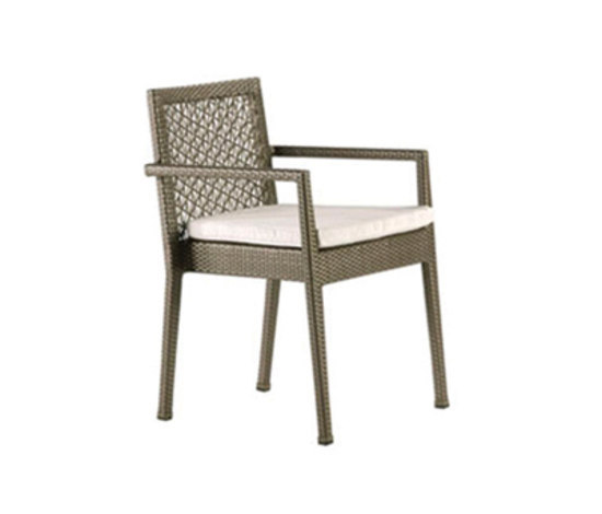 Tunis Armchair by Expormim | Chairs