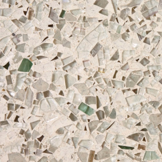 Vetrazzo® Cubist Clear by Vetrazzo® | Recycled glass