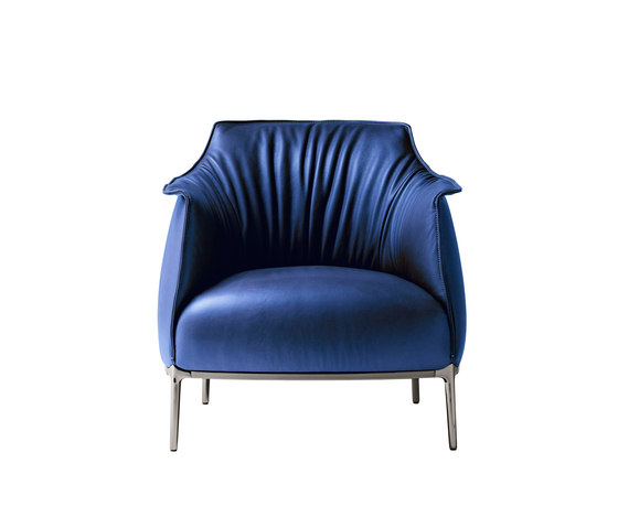 Archibald by Poltrona Frau | Lounge chairs