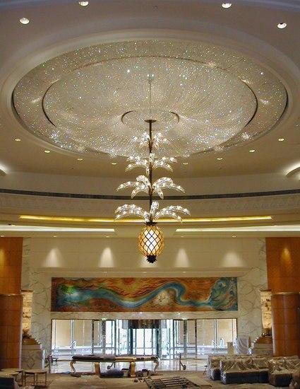 Grand Hyatt Dubai - 16293/17176A de Kalmar | Lámparas de araña