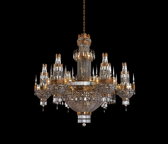 VIP projects - 18952 by Kalmar | Chandeliers