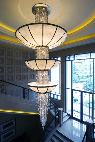 Dong Jiao Hotel Shanghai - 19435 by Kalmar | Chandeliers
