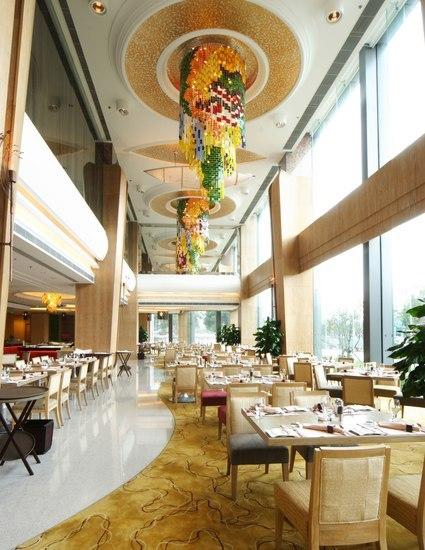 Shangri la Hotel Suzhou - 19425 by J.T. Kalmar GmbH | Chandeliers