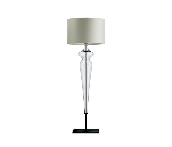 Le Lampade Holly by Poltrona Frau | Free-standing lights