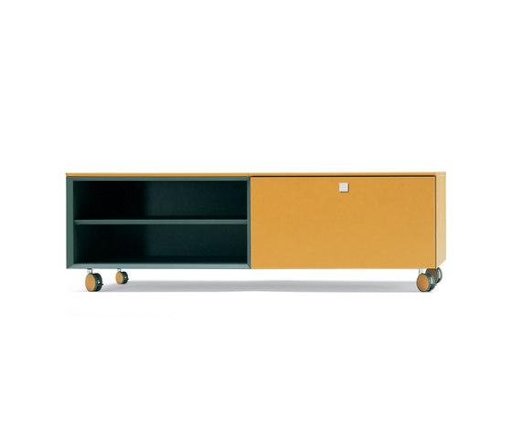 Piu by Poltrona Frau | Sideboards