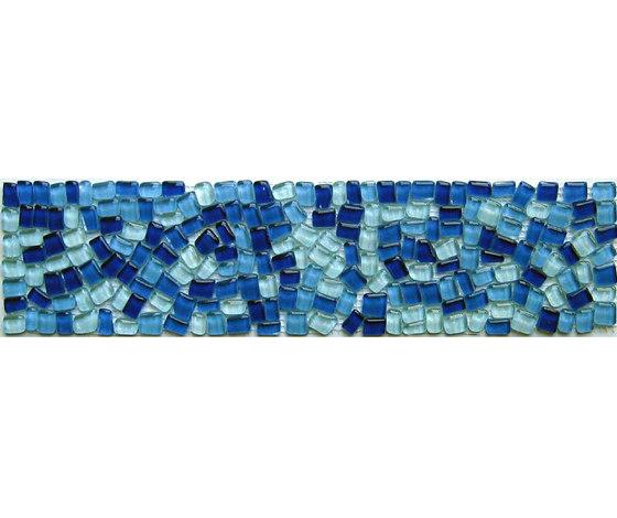 Jewel Stones Cobalts di Jewel Stones | Mosaici in vetro