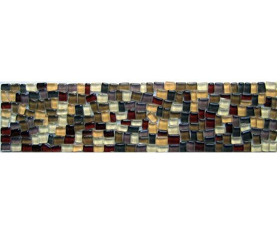 Jewel Stones Earthtones von Jewel Stones | Glas-Mosaike