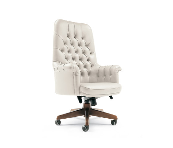 Oxford by Poltrona Frau | Executive chairs