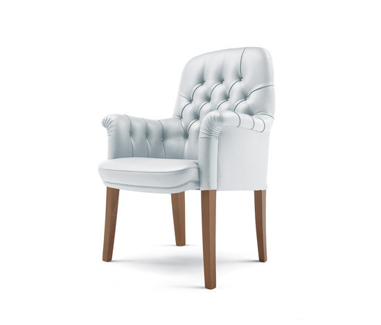Oxford by Poltrona Frau   Visitors chairs / Side chairs