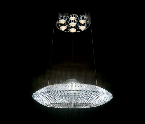 Symbiolite - 0311 de Kalmar | Lámparas de araña