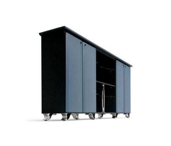 Corinthia by Poltrona Frau | Cabinets