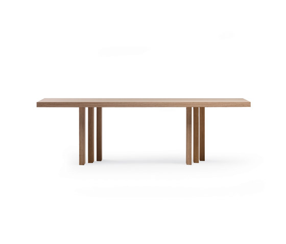 H_T by Poltrona Frau | Dining tables