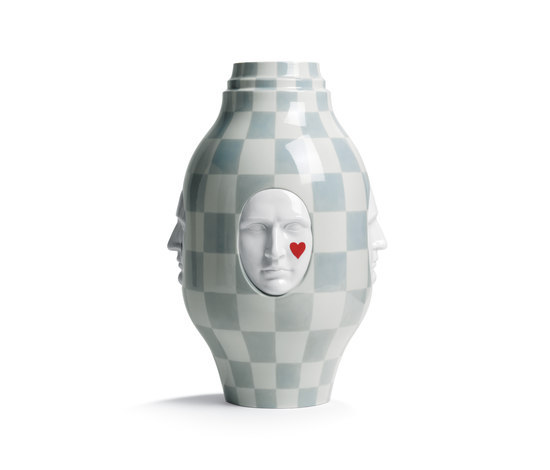 Conversation Vase I di Lladró | Vases