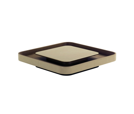 Ninfea by Poltrona Frau | Coffee tables