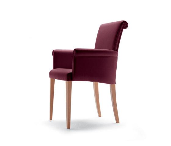 Vittoria von Poltrona Frau | Stühle