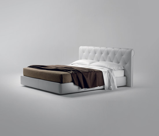 Bluemoon by Poltrona Frau | Double beds