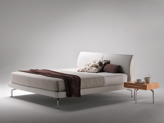 Eosonno by Poltrona Frau | Double beds