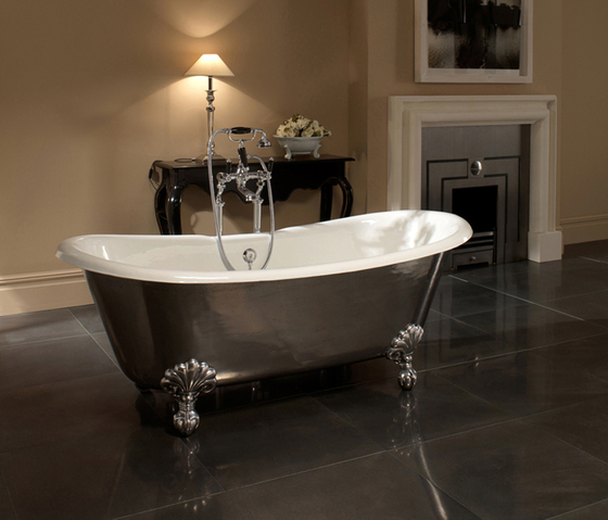 Admiral Lux Bathtub by Devon&Devon | Free-standing baths