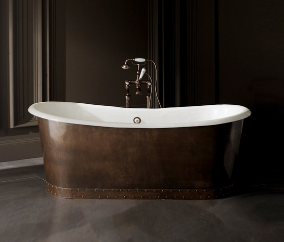 Ambra Bathtub by Devon&Devon | Free-standing baths