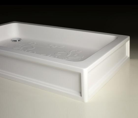 Arabesque Shower Tray By Devon Amp Devon Detail Product