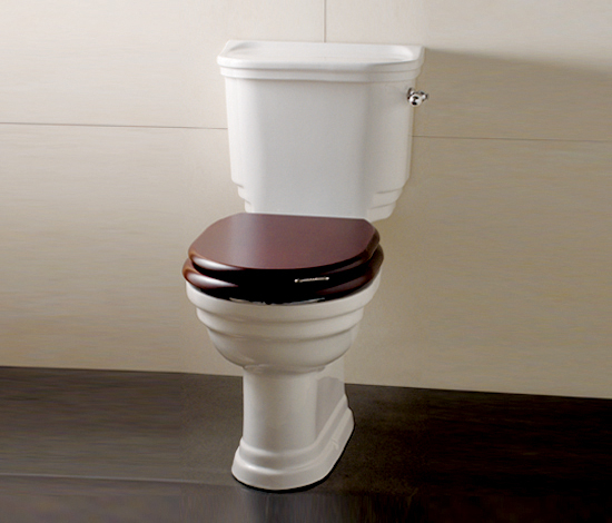 Classica WC by Devon&Devon | Toilets