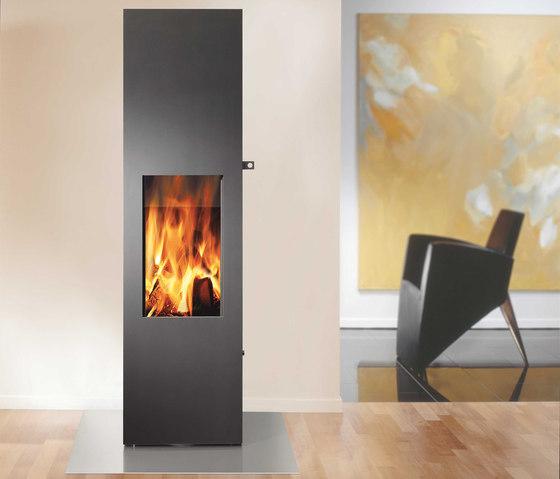 ART-10 by Attika Feuer | Wood burning stoves