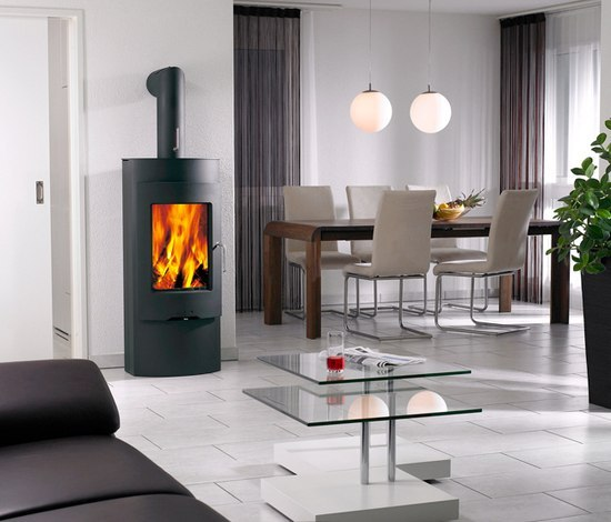 AVANT by Attika Feuer | Steel stoves