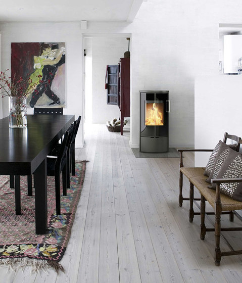 EPOCA by Attika Feuer | Wood burning stoves
