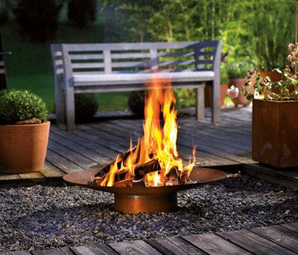 RA di Attika Feuer | Caminetti da giardino