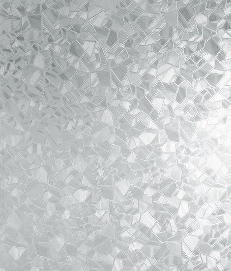 Glas|Transparente Strukturen Splinter von Hornschuch | Wandfolien