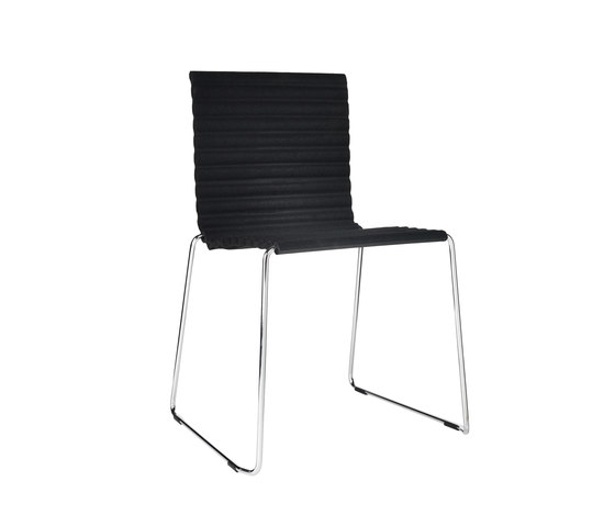 Rib Chair 09 by Johanson | Visitors chairs / Side chairs