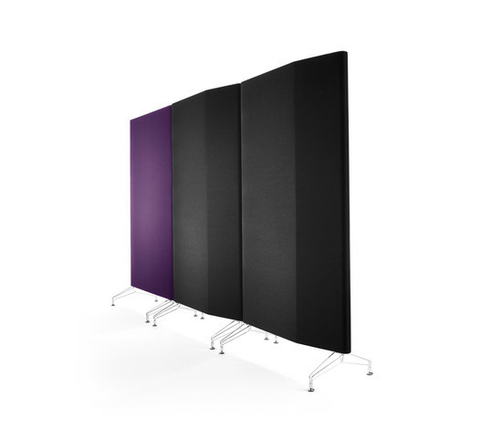 Triline Flexible Screen by Abstracta | Space dividers