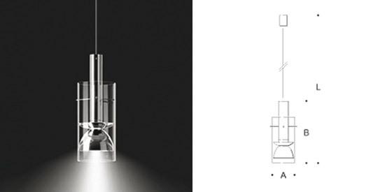 pendelleuchten 4936 5393 von glash tte limburg. Black Bedroom Furniture Sets. Home Design Ideas