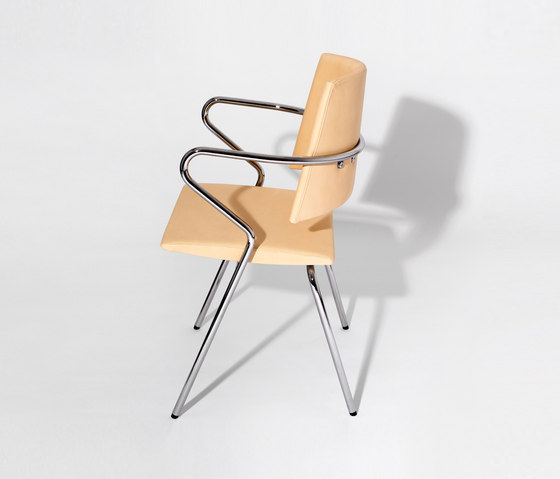 Koncept Chair by Källemo | Visitors chairs / Side chairs