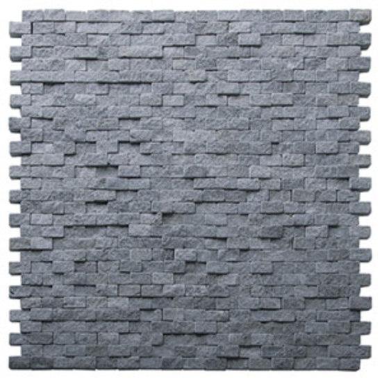 Natural Split lavastone mosaic de Voguebay | Mosaïques