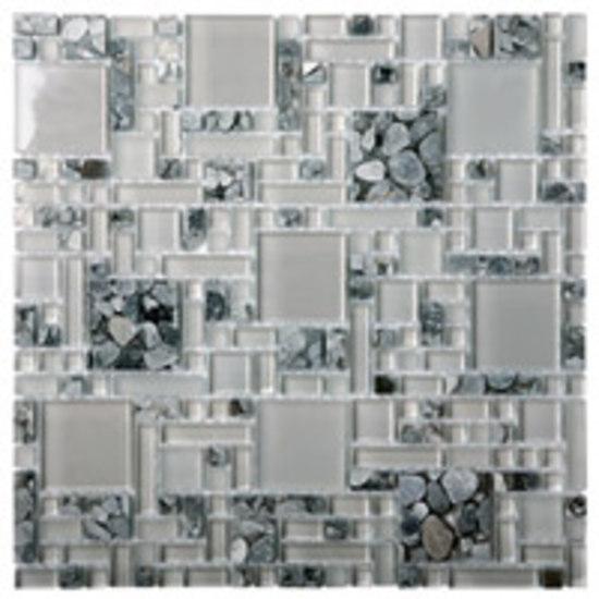 Aquastone Grigio by Voguebay | Mosaics