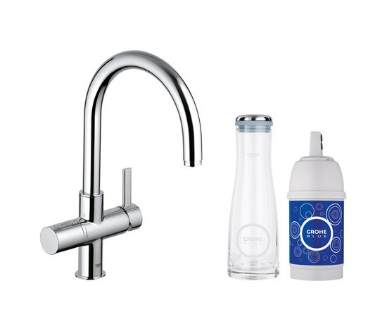GROHE Blue Starter Kit di GROHE | Rubinetterie