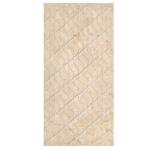LU 268 WS Crema Luna Spazzolato by Q-BO | Natural stone tiles