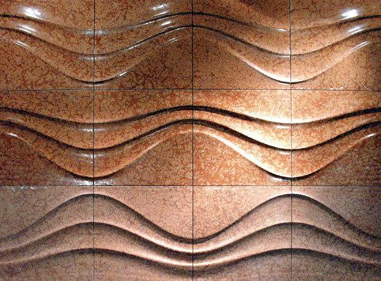 Tide de Hyperwave   Baldosas de piedra natural