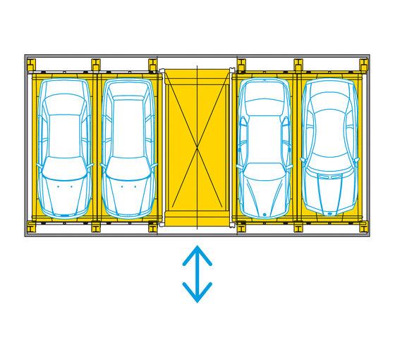 Car Display Tower di Wöhr | Sistemi di parcheggio automatico