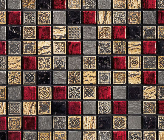 Fashion 2 Mosaic by Petra Antiqua srl | Natural stone mosaics