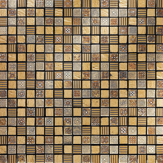 Fashion 5 Mosaic by Petra Antiqua srl | Natural stone mosaics