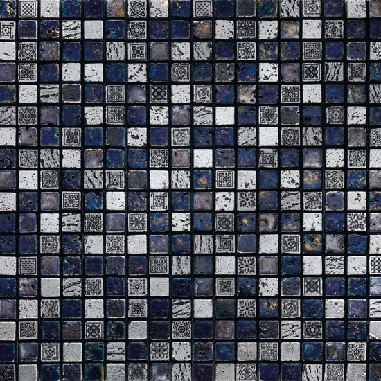 Fashion mosaic by petra antiqua srl fashion 1 mosaic - Piastrelle mosaico leroy merlin ...