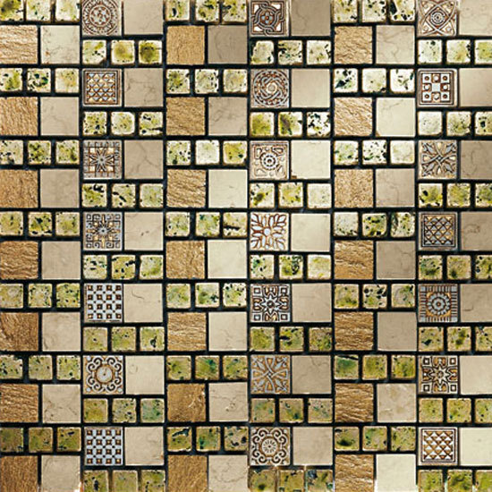 Antara 1 Mosaic by Petra Antiqua srl | Natural stone mosaics